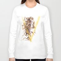 contemporary Long Sleeve T-shirts featuring Contemporary Venus by Daniel Fernández