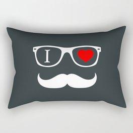 Hipster Rectangular Pillow