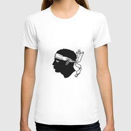 corsican flag T-shirt