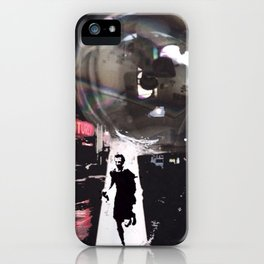 Just Don't Burst my Bubble in the Future iPhone Case