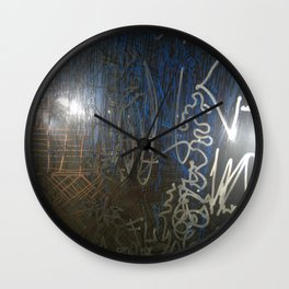 West Philly Flash Wall Clock
