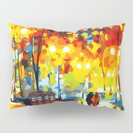 Tardis Starry Night Pillow Sham