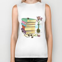 books Biker Tanks featuring Books by famenxt