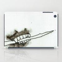 teeth iPad Cases featuring Teeth by Cat Rocketship