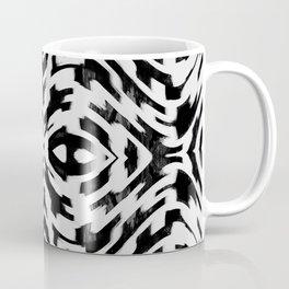 Arrow Tribe Black & White Coffee Mug
