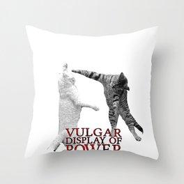 PAWTERA Throw Pillow