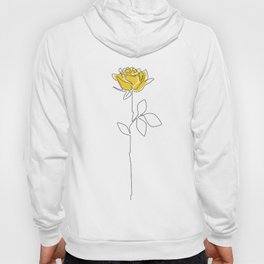 Lemon Rose Hoody