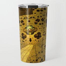 City of Golden Dust Travel Mug