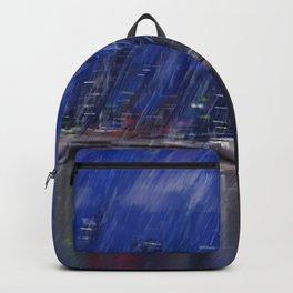 Heavy Rain 8 Backpack