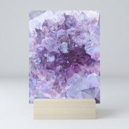 Crystal Gemstone Mini Art Print