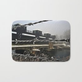 Wired Hydroelectric Bath Mat