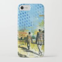 native iPhone & iPod Cases featuring Native by MATEO
