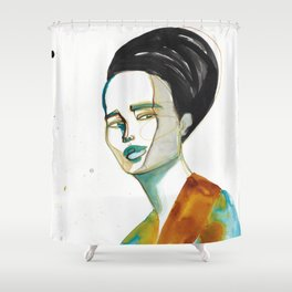 Blanca - Everyone's Mother Shower Curtain