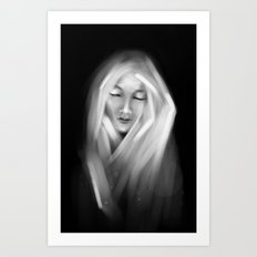I Think of you Art Print