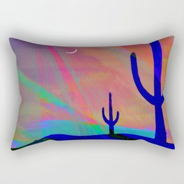 Arizona Evening Rectangular Pillow