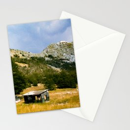 Lonely Shed Stationery Cards