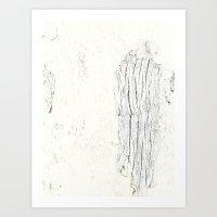 Mental Noise VI Art Print