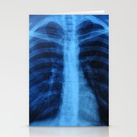 medical Stationery Cards featuring x ray medical radiography by tony tudor
