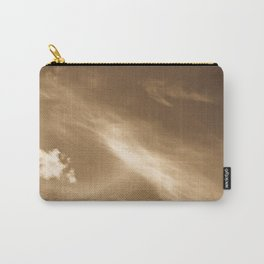 Coffee Sky Carry-All Pouch