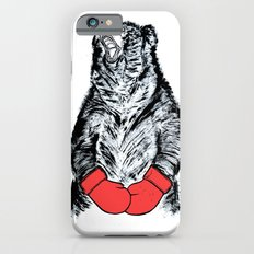 Boxing Bear Slim Case iPhone 6s
