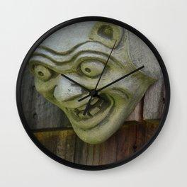 Gargoyle Architecture  Wall Clock