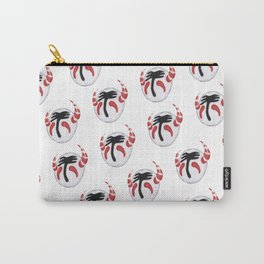 Tribal ghost Carry-All Pouch