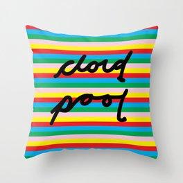 Lit btivker Throw Pillow