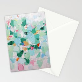 Tropical Dance Stationery Cards