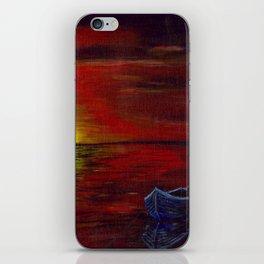 Rowboat iPhone Skin