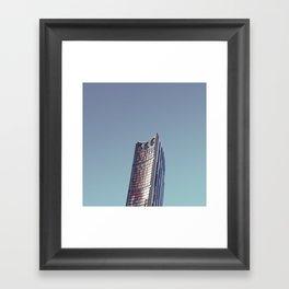 LND CLR X-12 London Colour Architecture Art Framed Art Print