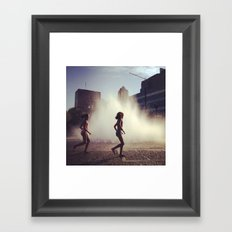 Fountain of Youth Framed Art Print