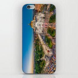 Bellas Artes 2 iPhone Skin