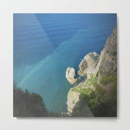 Amalfi coast 3 Metal Print