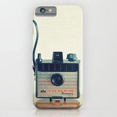 Black Tower iPhone 6s Slim Case