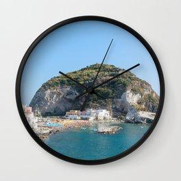 Sant' Angelo, Ischia II Wall Clock