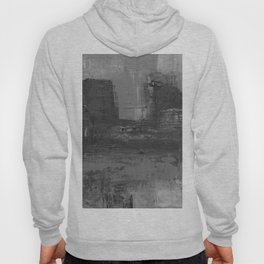 Paint Texture (Black and White) Hoody