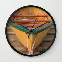 East Coast Dory Wall Clock