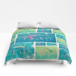 Crabs Comforters