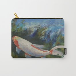 Zen Koi Carry-All Pouch