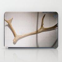 antler iPad Cases featuring antler by erinreidphoto