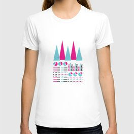 Infographic Selection T-shirt