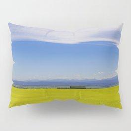 Canola Landscape Pillow Sham