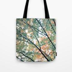 Paint Me Autumn Tote Bag