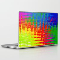 chaos Laptop & iPad Skins featuring Chaos by Geni