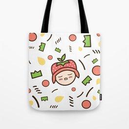Kawaii Memphis Tote Bag