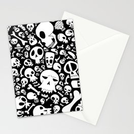 skully Stationery Cards