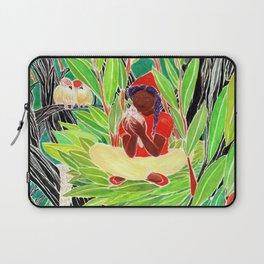 Bird woman Laptop Sleeve
