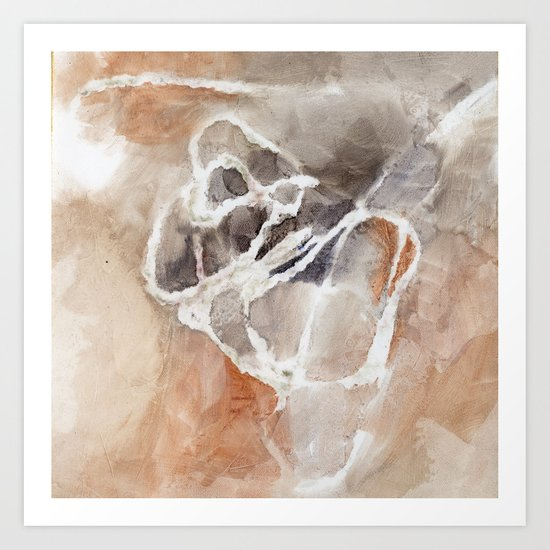 Glyph 4A Art Print