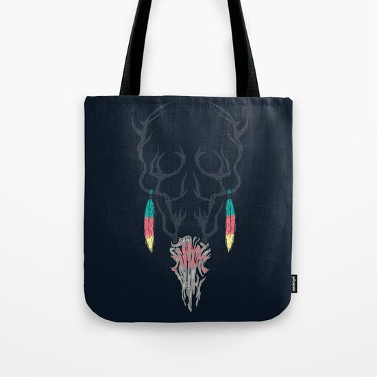 Darkness Within (Color Ver.) Tote Bag