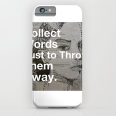 Collect words... Slim Case iPhone 6s